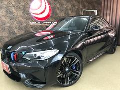 BMWM2 1オーナー 記録簿 新車保証継承 フルセグ  禁煙車