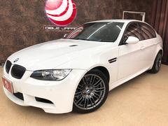 BMWM3セダン MドライブPKG フルセグ Bカメラ 黒本革