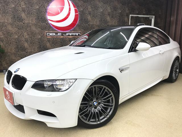 BMW M3クーペ MドライブPKG アーキュレーマフラー 禁煙