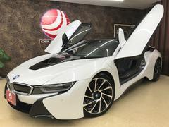 BMW i8i8  ドラビングアシスト 1オナ 禁煙 記録簿
