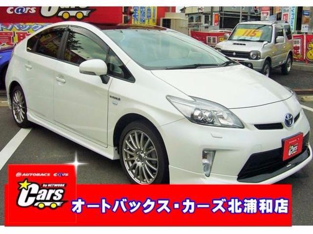 トヨタ Sツーリングセレクション 17インチ エアロ付 フルセグTV