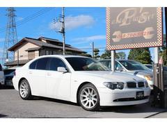 BMW745i コンフォートプラスパッケージ