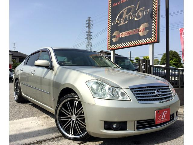 日産 350XV VIP sessionアルミ 車高調