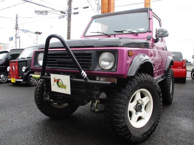 「その他」「サムライ」「SUV・クロカン」「埼玉県」の中古車