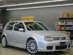 VW ゴルフR32 3ドア 天張り張替 HDDナビ ETC 記録簿