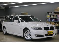 BMW320iツーリング HDDナビ ETC パワーシート アルミ