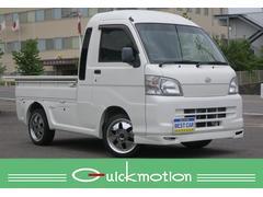 ハイゼットトラックジャンボ 3方開 4WD エアロ アルミ LEDテール