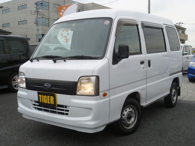 スバル トランスポーター イクリプスHDDナビ ワンセグTV ETC