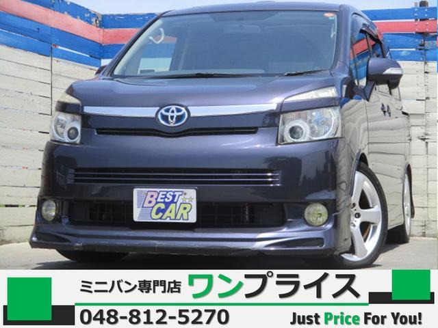 トヨタ ZS HDD Bカメラ DVD再生 片側電動 SR 車高調