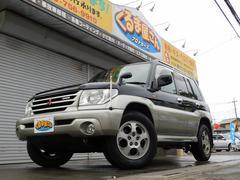 パジェロイオソレント4WD HDDナビ地デジ 特別仕様車 ナルディステア