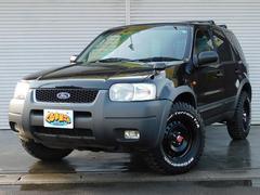 フォード エスケープXLT ワンオーナー 新品BFマッドタイヤ
