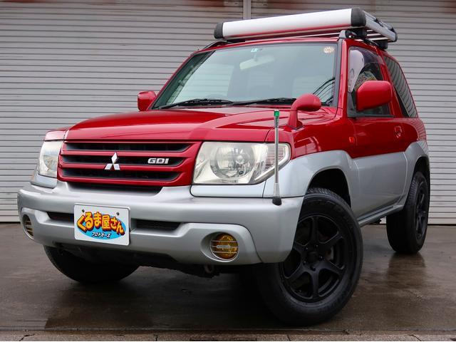 三菱 ZR 3ドアショートボディ 4WD 5速MT