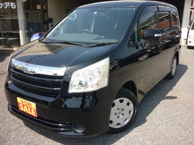 トヨタ X Lセレクション 両側パワスラ 純正HDDナビ 3年保証付