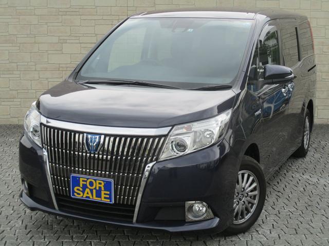 トヨタ ハイブリッドXi 新品社外ナビ 自動ドア ブレーキサポート