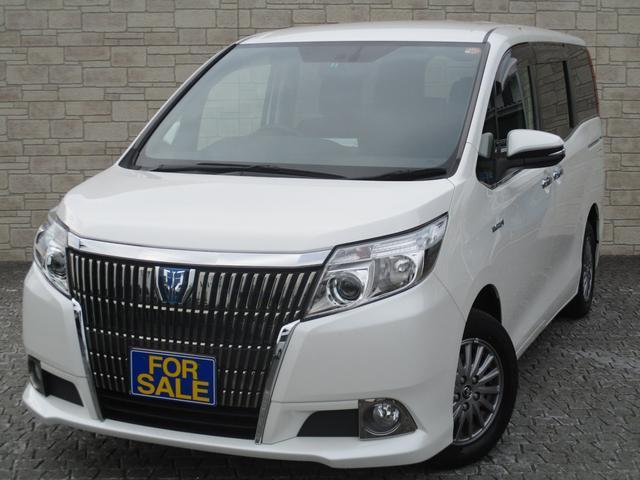 トヨタ ハイブリッドXi LEDライト 自動ドア スマートキー