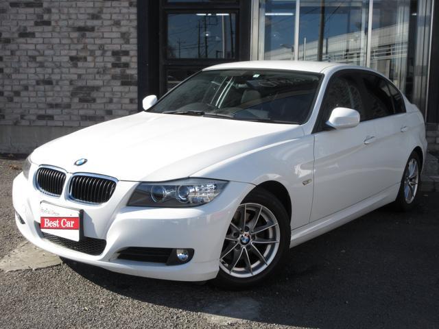 BMW 3シリーズ 320i LCI直噴最終モデル 純正HDDナビ 純正AW