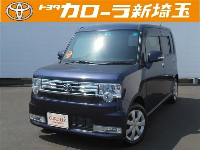 トヨタ カスタム X メモリーナビ ワンセグ スマートキ- ETC