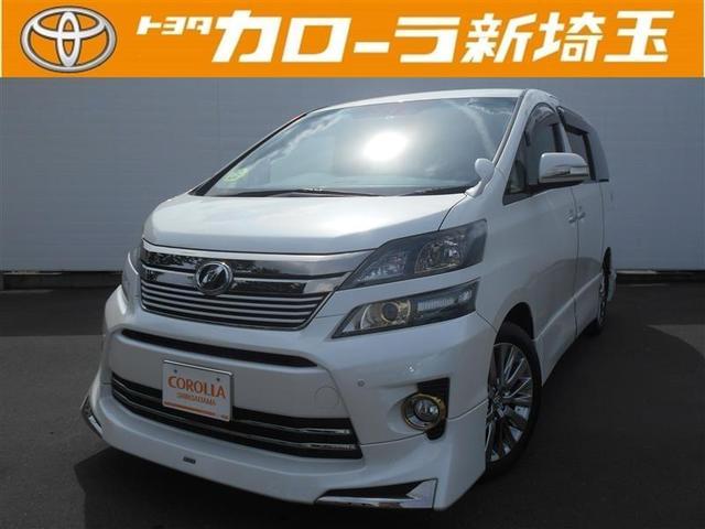 トヨタ 2.4Z ゴールデンアイズII HDDナビ フルセグ ETC