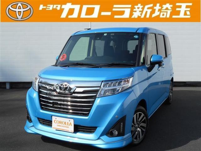 トヨタ カスタムG S スマートキ- イモビライザー メモリーナビ