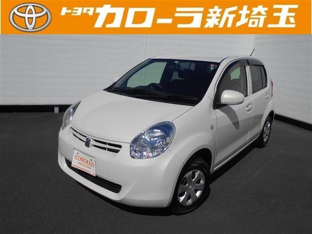 トヨタ パッソ X クツロギ スマートキ- イモビライザー 点検記録簿 CD