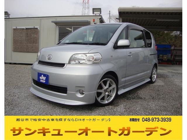 トヨタ 150r 純正HDD キーレス 純正エアロ 16AW