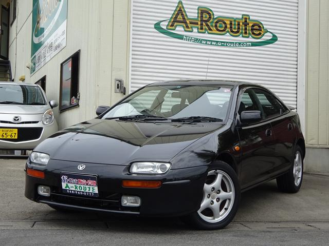 マツダ タイプR クーペ V6エンジン ABS Rスポ 純16AW