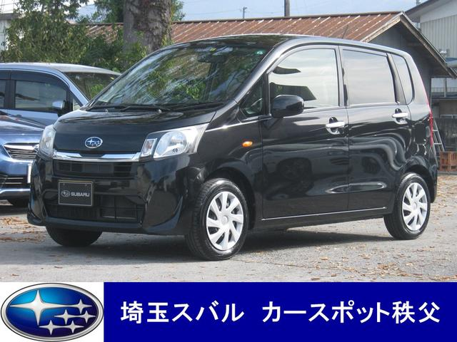 スバル ステラ L 純正CD・AM/FMチューナー アイドルストップ 禁煙車