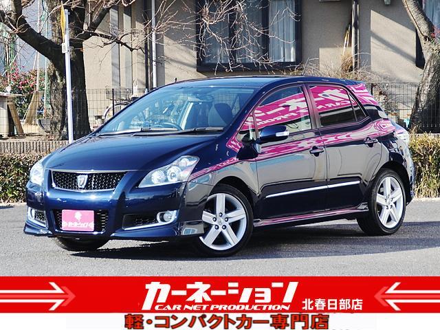 トヨタ Sパッケージ HDDナビ Bカメ 純正エアロ スマート
