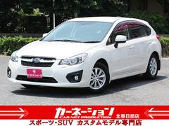 インプレッサスポーツ1.6i−L 4WD 5MT 本革 社外ナビ