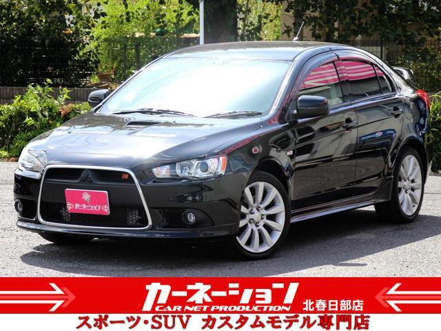 三菱 ラリーアート 4WD SST