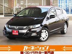 インサイトL HV車 純正HDDナビ ワンオーナー クルコン