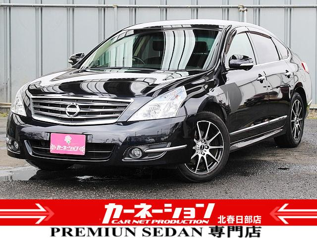 日産 250XL スポーティセレクション 本革シート