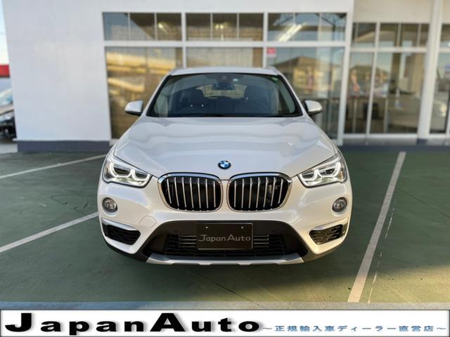 BMW xDrive 18d xライン LEDヘッドライト ブラウンレザー パワーシート シートヒーター パワーバックドア 純正18インチアルミ