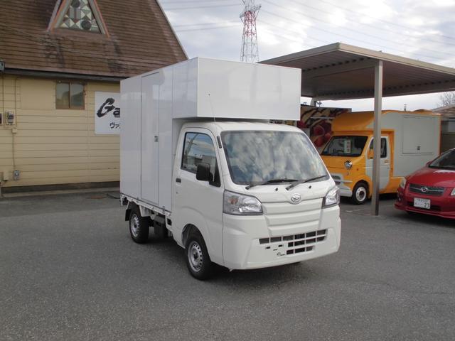 ダイハツ ハイゼットトラック キッチンカー 移動販売車 (検2.9)