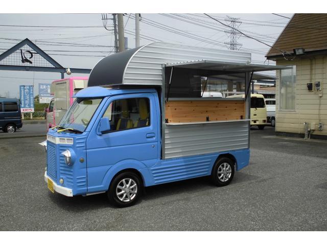 スズキ 移動販売車 キッチンカー ケータリング