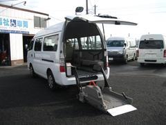 キャラバン車椅子固定装置付 Mタイプ 10人乗り