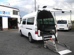キャラバン車椅子固定装置付き Mタイプ