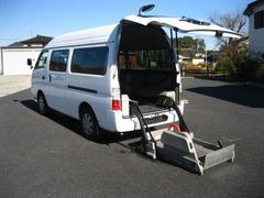 キャラバン車椅子固定装置付き チェアキャブ Mタイプ 10人乗り