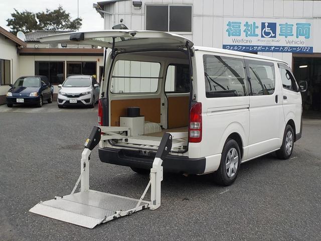 トヨタ ロングDX トヨタ車体リアリフト300kg ナビ ETC付き