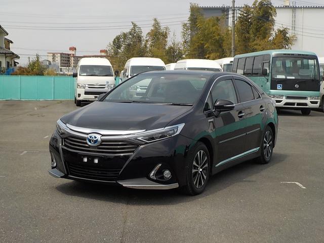 トヨタ G 本革シート サンルーフ LEDライト ナビTV Bカメ