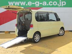 タントスローパー リヤシート付 純SDナビ 車いす固定装置 地デジ