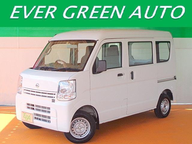 日産 DX ハイルーフ オートギアシフト車 MTモード付AT