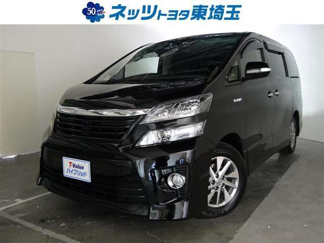 トヨタ ZR Gエディション 7人乗り サンルーフ 後席TV