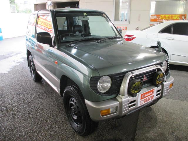 三菱 XR-II 4WD 車検2年付