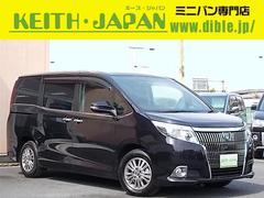 エスクァイアGi 両側電動ドア 本革シート シートヒーター 純正SDナビ
