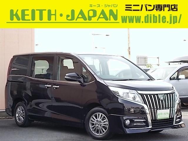 トヨタ Gi スタイリングエアロ/グリル 両側電動ドア 後席モニター