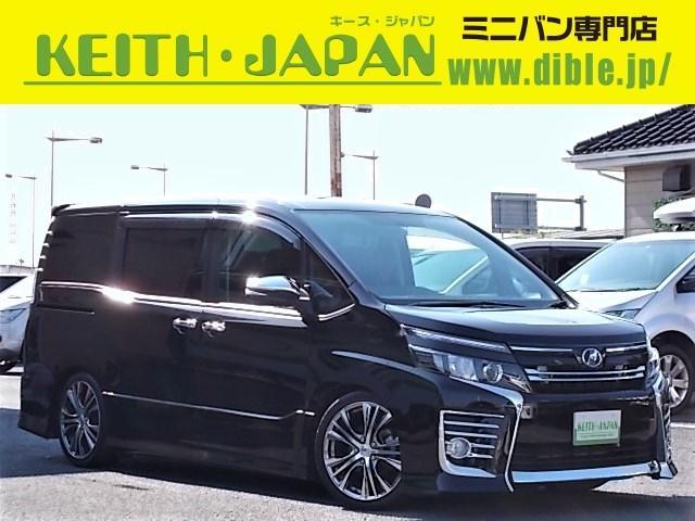 トヨタ ZS 福祉車両2列目 後席モニター 両側電動ドア ナビ