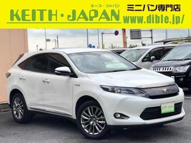 トヨタ プレミアム 4WD 電動リアゲート オートハイビ-ム LDA
