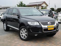 VW トゥアレグV6 全国1年保証 HDDナビ 地デジ Bカメラ HID