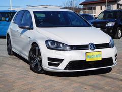 VW ゴルフR4WD レザーシート DisProナビ 全国無料保証 DSG